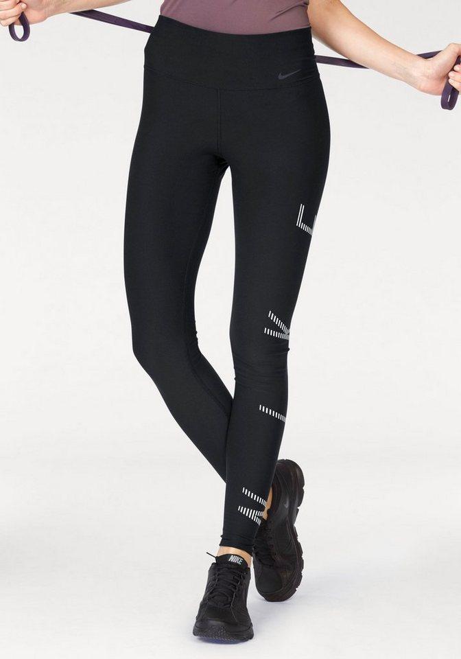 Nike Funktionstights »NIKE POWER LEGEND TRAINING TIGHT« in schwarz