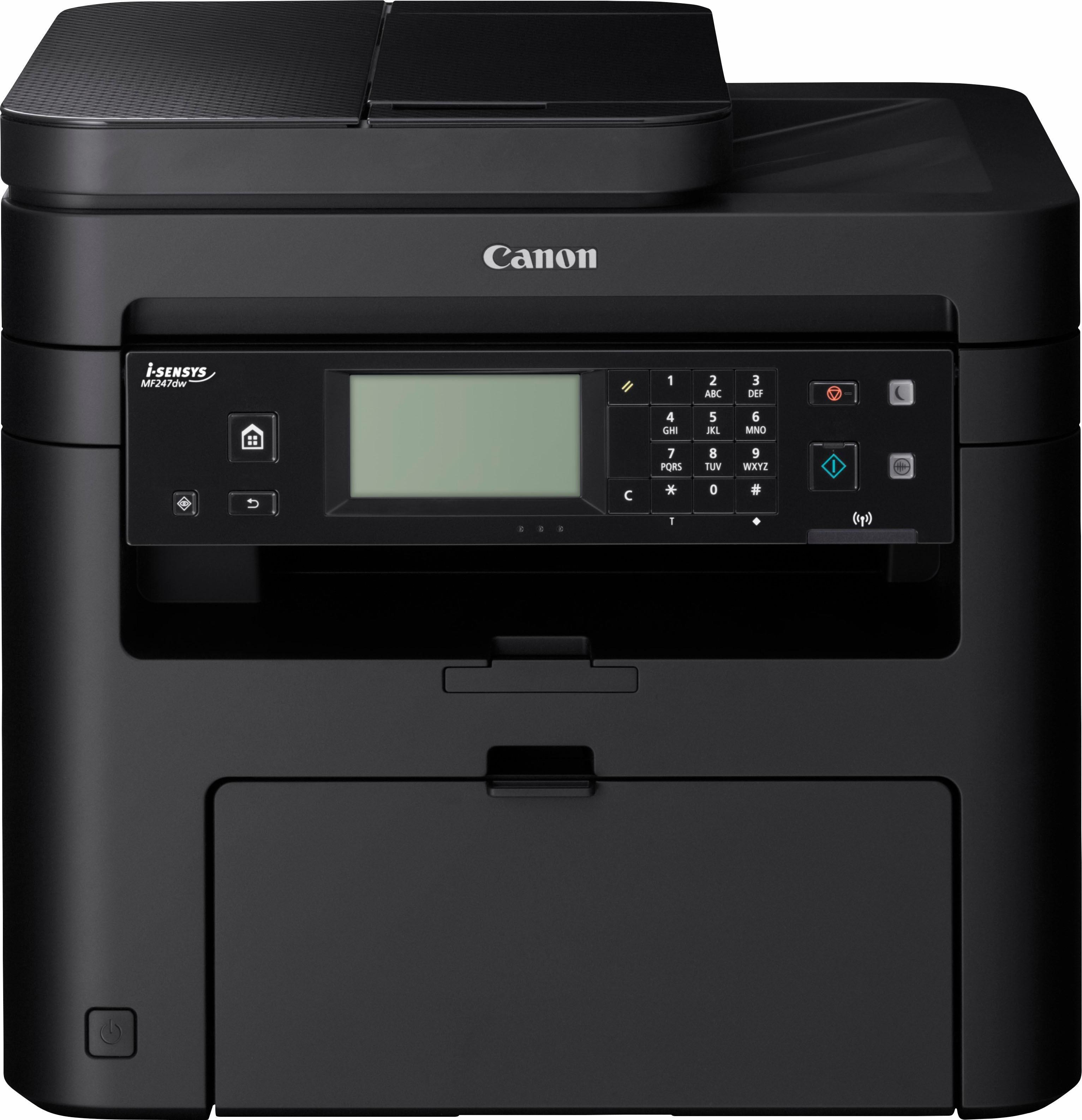 Vorschaubild von Canon i-Sensys MF247dw Multifunktionsdrucker