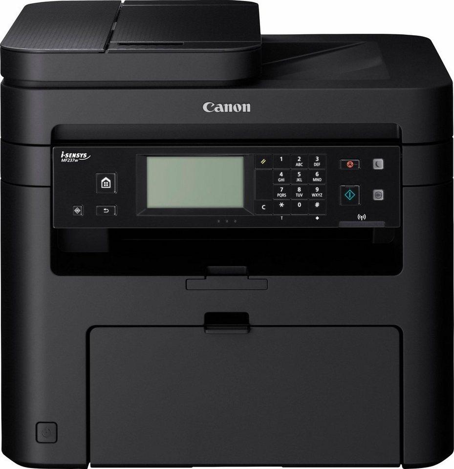 Canon i-Sensys MF237w Multifunktionsdrucker in schwarz