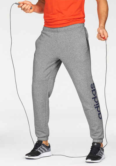 adidas Performance Jogginghose »ESSENTIALS LINEAR TAPERED FRENCH TERRY PANT«