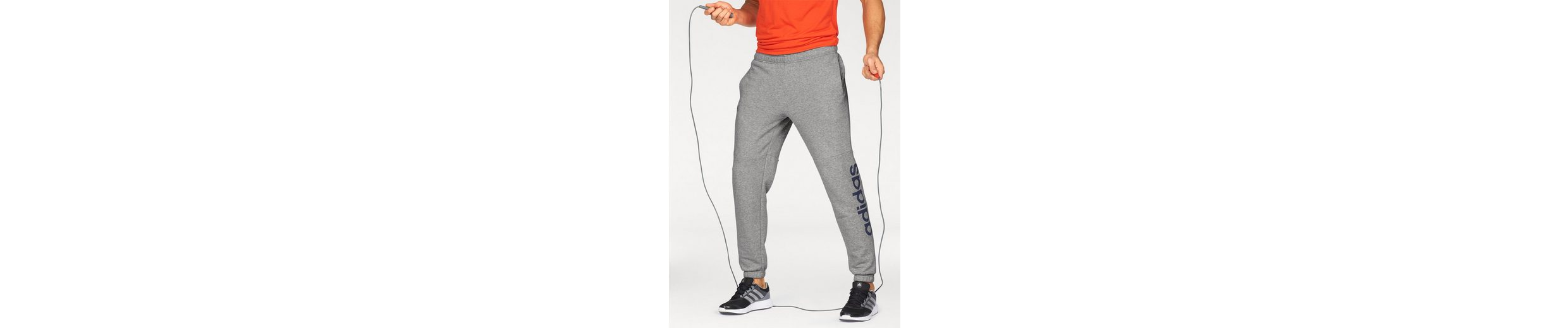 PANT TERRY ESSENTIALS Performance TAPERED Jogginghose LINEAR adidas FRENCH Performance adidas gqxR6Rwfv