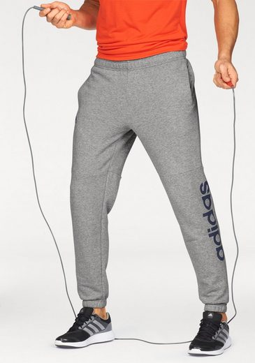 adidas Performance Jogginghose ESSENTIALS LINEAR TAPERED FRENCH TERRY PANT