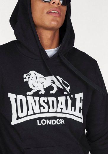 Lonsdale Kapuzensweatshirt GOSPORT