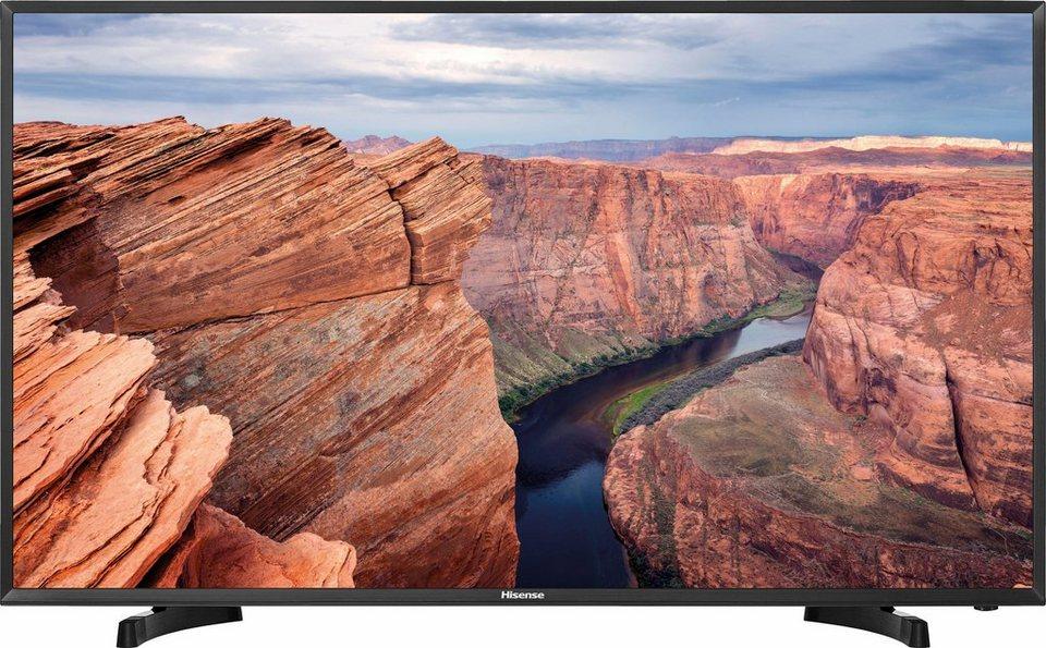 Hisense H49M2100S, LED Fernseher, 123 cm (49 Zoll), 1080p (Full HD) in schwarz