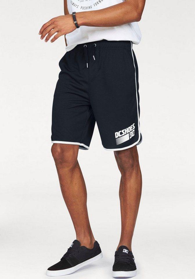 DC Shoes Shorts »WENDELL SHORT M WKST« in schwarz