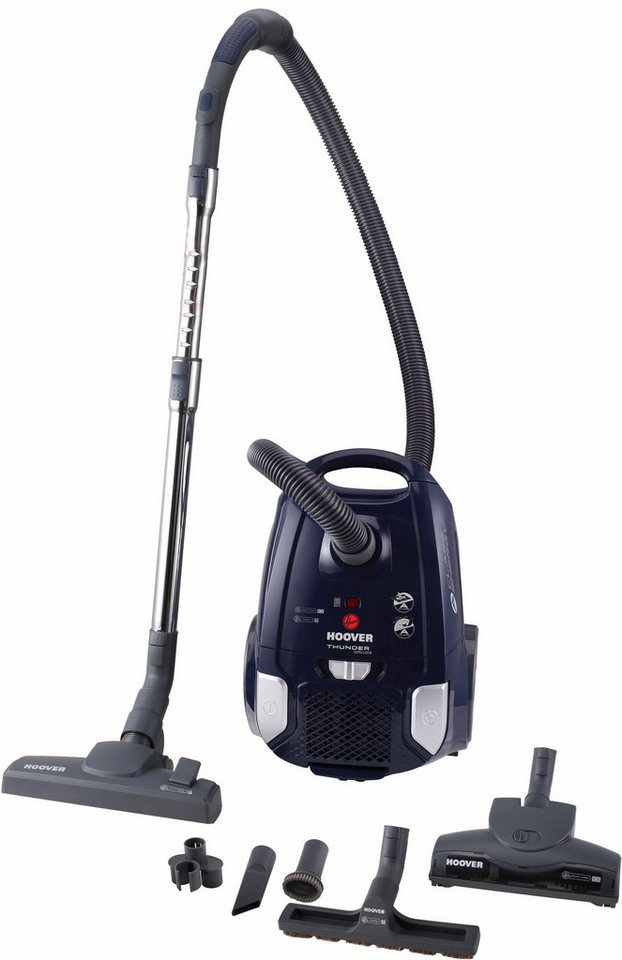 Hoover Bodenstaubsauger ThunderSpace TS70_TS29, A in nachtblau