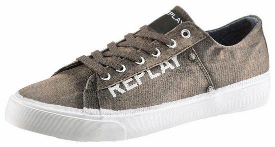 Replay Dandy Sneaker, im Used Look