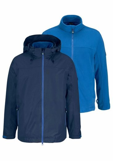 Polarino 3-in-1-Funktionsjacke