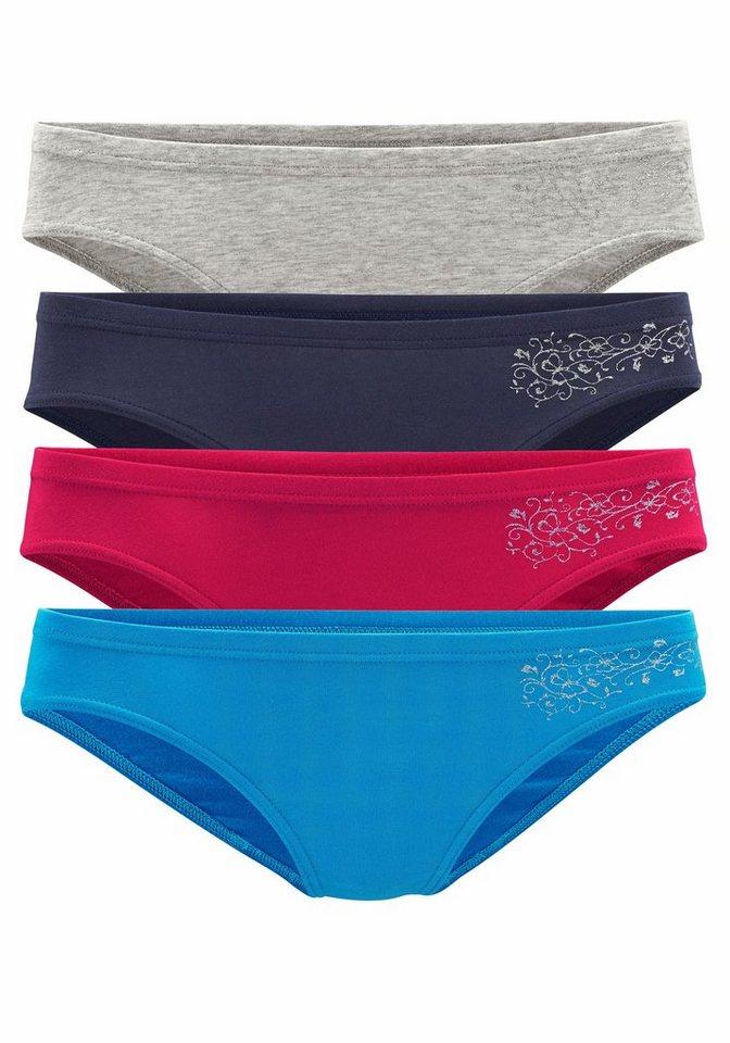 Arizona Bikinislips (4 Stück) in Farbsort. 2