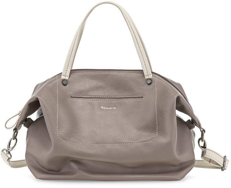 Tamaris Bowling Bag in taupe