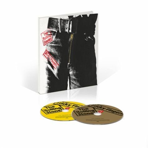 Audio CD »The Rolling Stones: Sticky Fingers (2 CD...«