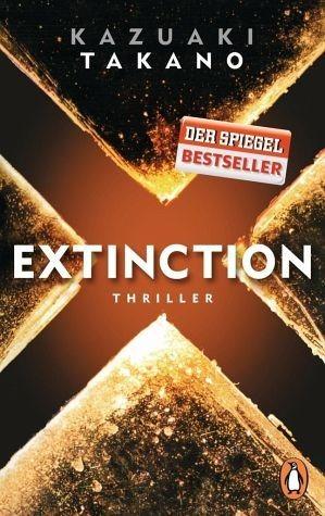 Broschiertes Buch »Extinction«