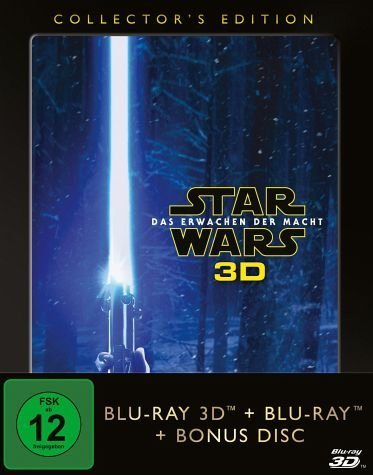 Blu-ray »Star Wars: Das Erwachen der Macht (Collector's...«