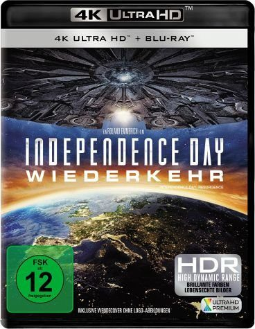 Blu-ray »Independence Day: Wiederkehr (4K Ultra HD +...«