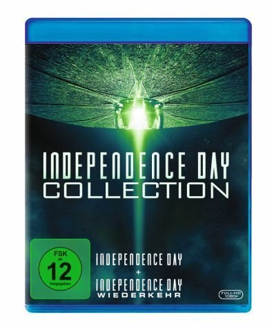 Blu-ray »Independence Day Collection (3 Discs)«