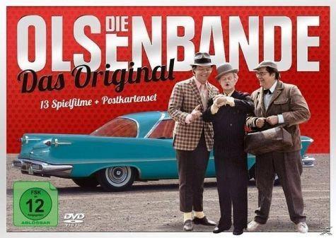 DVD »Die Olsenbande - Das Original (13 Discs)«