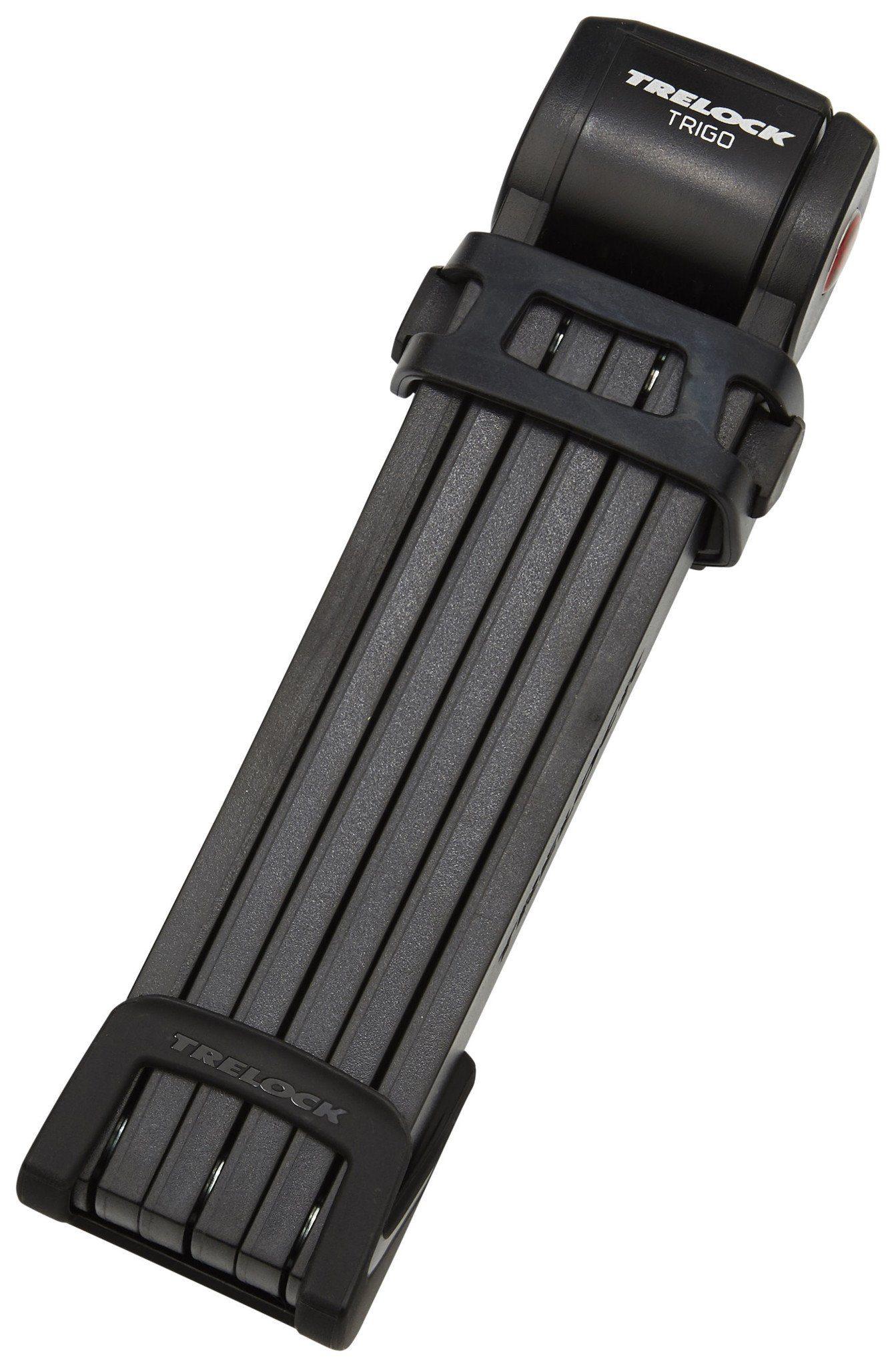 Trelock Faltschloss »FS 300 TRIGO L Faltschloss 100 cm«