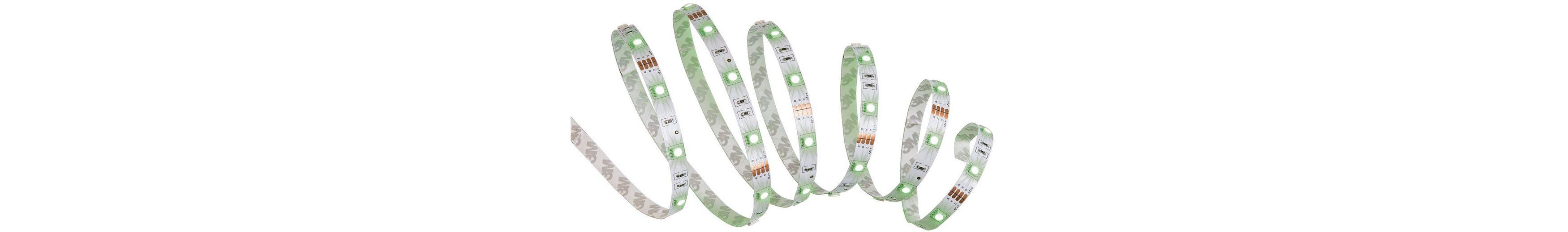 Nino Leuchten LED Flexband mit RGB-Farbwechsler
