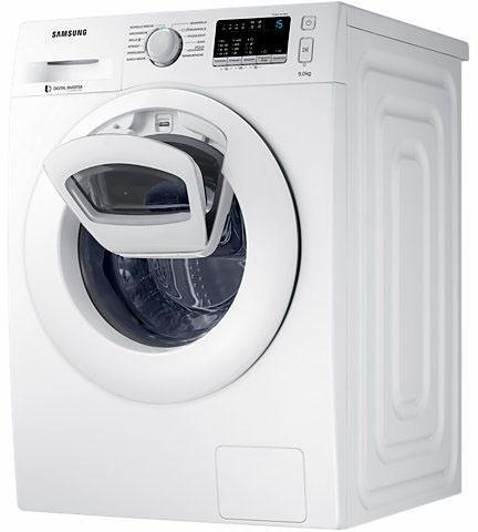 Samsung Waschmaschine WW90K4420YW/EG, A+++, 9 kg, 1400 U/Min in weiß