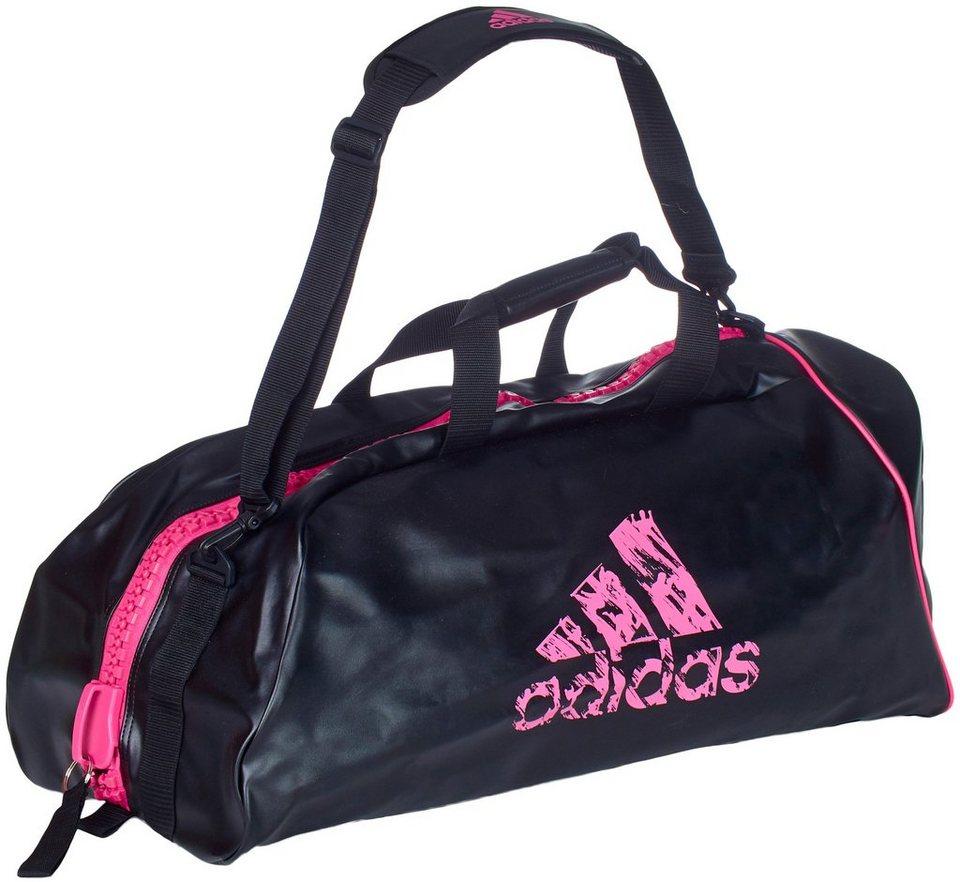 adidas Performance Rucksacktasche in schwarz-pink
