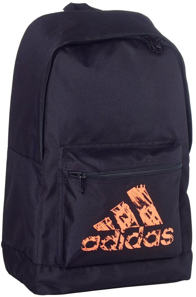adidas Performance Rucksack in schwarz-orange