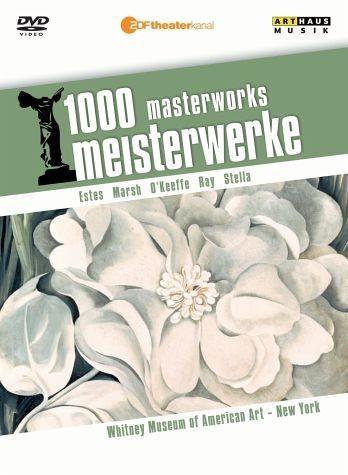 DVD »1000 Meisterwerke - Whitney Museum of American...«