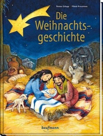 Gebundenes Buch »Die Weihnachtsgeschichte«
