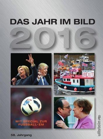 Gebundenes Buch »Das Jahr im Bild 2016«