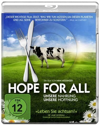 Blu-ray »Hope For All: Unsere Nahrung - Unsere Hoffnung«