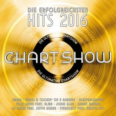 Audio CD »Various: Die Ultimative Chartshow -Die...«