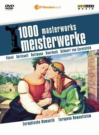 DVD »1000 Meisterwerke - Europäische Romantik«