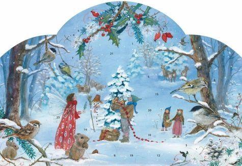 Allgemeine Handelsware »Die kleine Elfe feiert Weihnachten....«