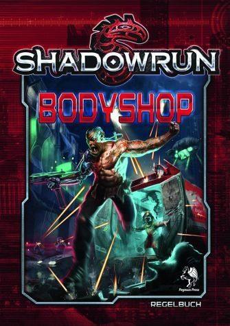 Gebundenes Buch »Shadowrun: Shadowrun Bodyshop (Hardcover)«