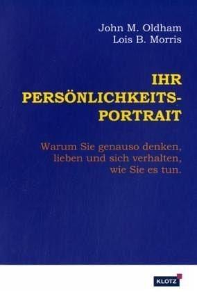 Broschiertes Buch »Ihr Persönlichkeits-Portrait«