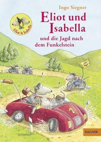 Gebundenes Buch »Eliot und Isabella und die Jagd nach dem...«
