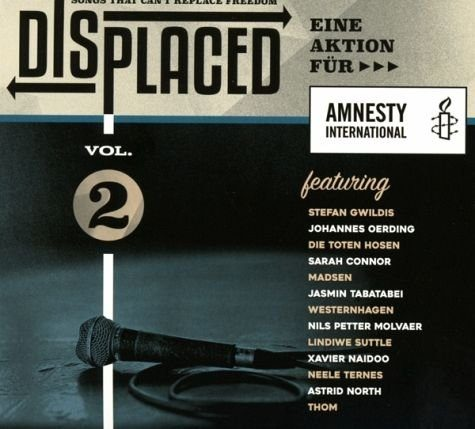 Audio CD »Various: Displaced,Vol.2-Songs That Can'T...«