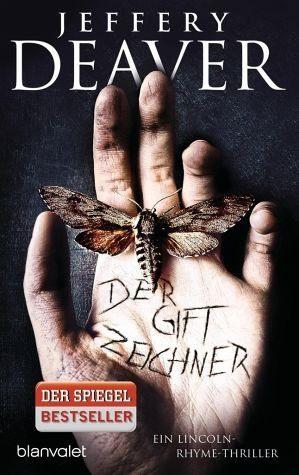Broschiertes Buch »Der Giftzeichner / Lincoln Rhyme Bd.11«