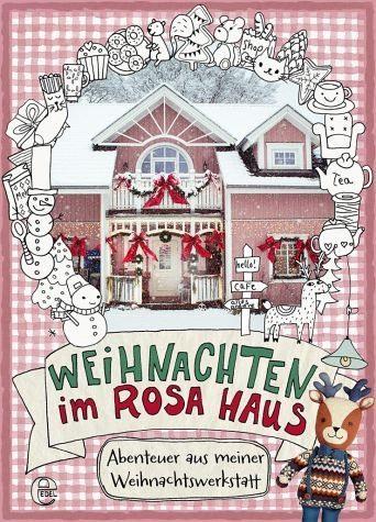 Gebundenes Buch »Weihnachten im rosa Haus«
