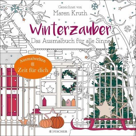 Broschiertes Buch »Winterzauber«