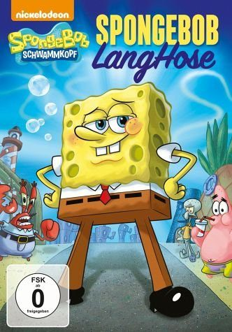 DVD »SpongeBob Schwammkopf - Langhose«
