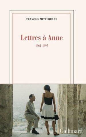 Broschiertes Buch »Lettres à Anne: 1962 - 1995«