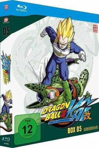 Blu-ray »Dragonball Z Kai - Box 5 (2 Discs)«