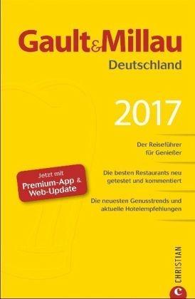 Broschiertes Buch »Gault&Millau Deutschland 2017«