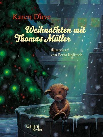 Gebundenes Buch »Weihnachten mit Thomas Müller«