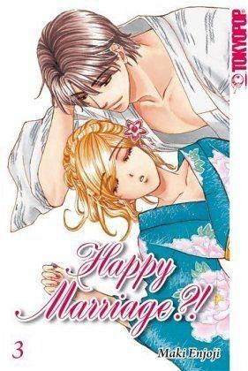 Broschiertes Buch »Happy Marriage?! Sammelband 03«