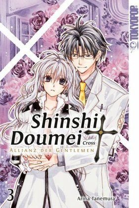 Broschiertes Buch »Shinshi Doumei Cross - Allianz der Gentlemen...«