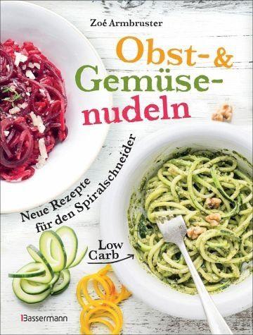 Gebundenes Buch »Obst- und Gemüsenudeln«