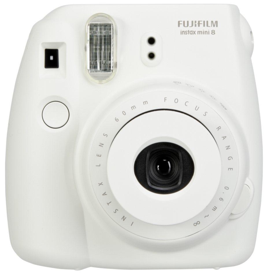 Fujifilm Digital Kameras »Instax Mini 8« in weiß
