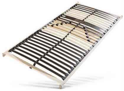 Lattenrost, »XXL Luxus Supra«, Beco, 28 Leisten, Kopfteil nicht verstellbar, (1-tlg), universell und fest, mit Härteverstellung