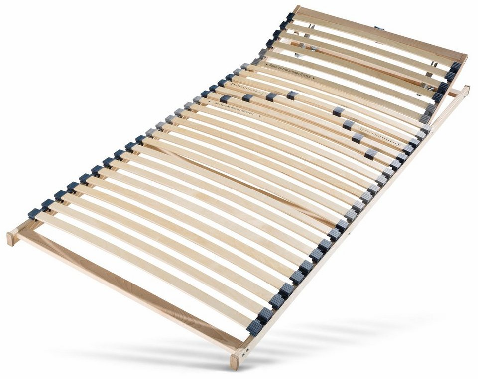 lattenrost star flex beco 28 leisten kopfteil manuell verstellbar 1 tlg. Black Bedroom Furniture Sets. Home Design Ideas